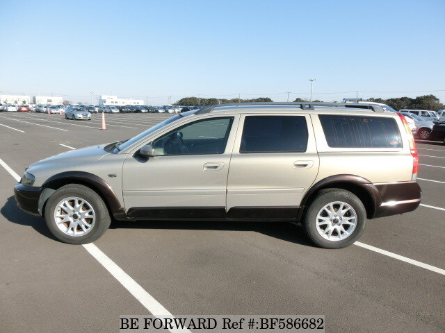 used 2003 volvo xc70 2 5t awd la sb5254awl for sale. Black Bedroom Furniture Sets. Home Design Ideas