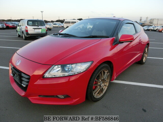 used 2011 honda cr z alpha daa zf1 for sale bf586846 be forward. Black Bedroom Furniture Sets. Home Design Ideas