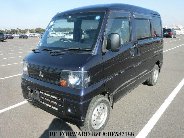 MITSUBISHI / Minicab Van (GBD-U62V)