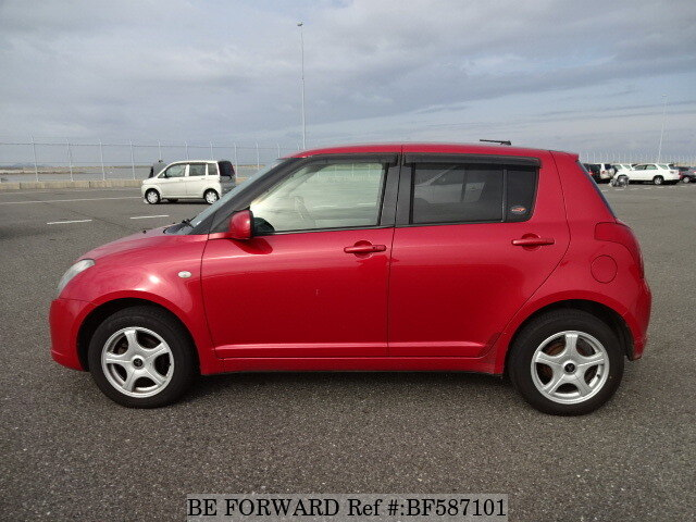 used 2006 suzuki swift 1 3xg limited dba zd11s for sale bf587101 be forward. Black Bedroom Furniture Sets. Home Design Ideas