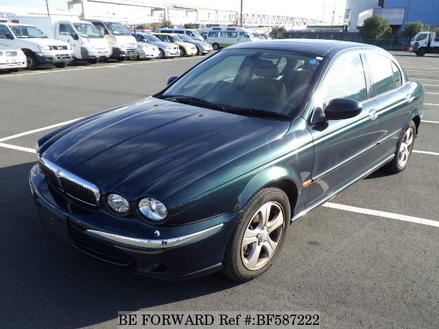 JAGUAR / X-Type