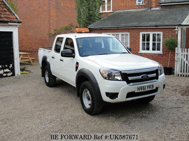 used 2012 ford ranger double cab for sale uk587671 be forward. Black Bedroom Furniture Sets. Home Design Ideas