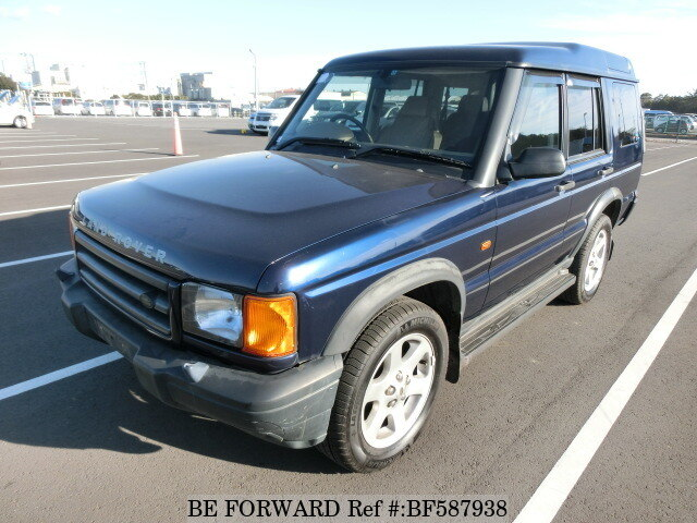 LAND ROVER / Discovery (GF-LT56)