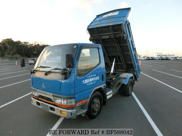 MITSUBISHI / Canter (U-FE518BD)