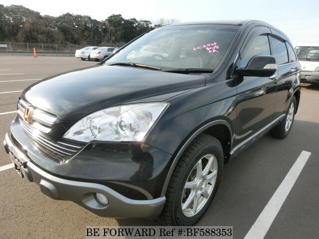 HONDA / CR-V (DBA-RE4)