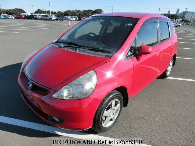 HONDA / Fit (CBA-GD4)