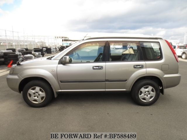 used 2004 nissan x trail ua t30 for sale bf588489 be forward. Black Bedroom Furniture Sets. Home Design Ideas