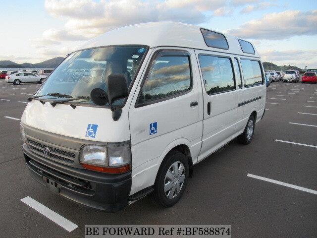 TOYOTA / Hiace Commuter (KG-LH184B)