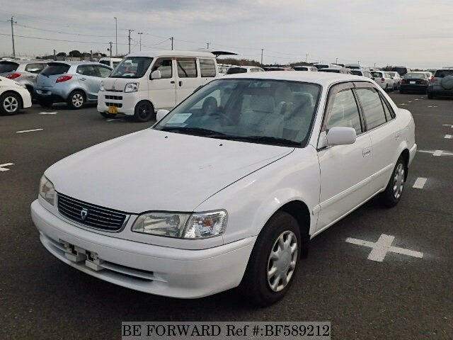 TOYOTA / Corolla Sedan (E-EE111)