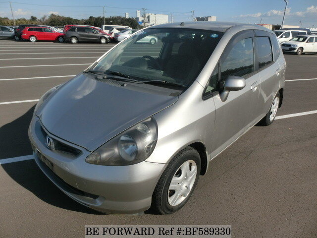 HONDA / Fit (UA-GD1)