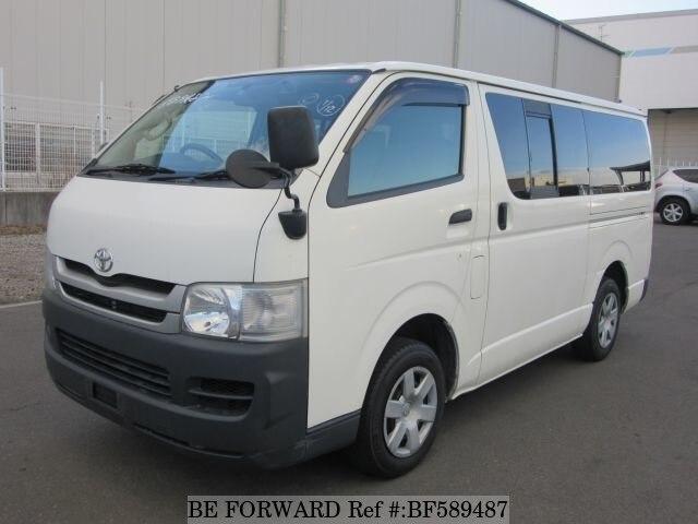 TOYOTA / Regiusace Van (CBF-TRH200V)
