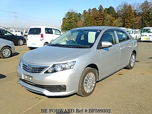TOYOTA / Allion (DBA-NZT260)