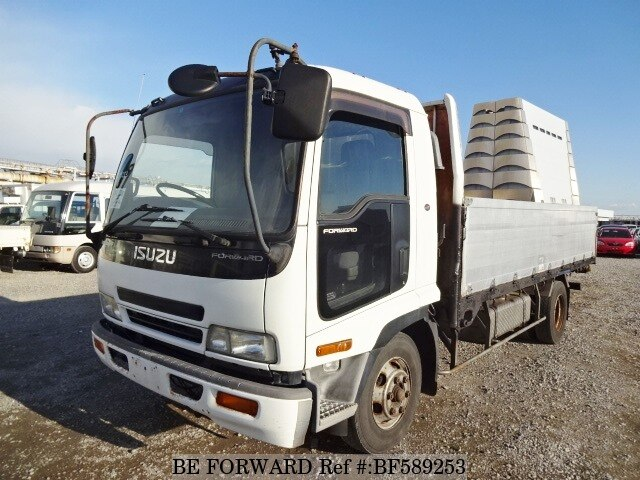 ISUZU / Forward (KK-FRR35G4S)