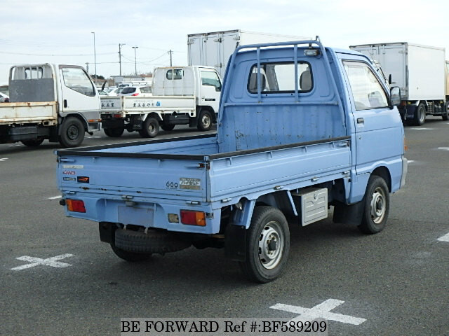 Used 1991 DAIHATSU HIJET TRUCK CRIMER/M-S83P For Sale