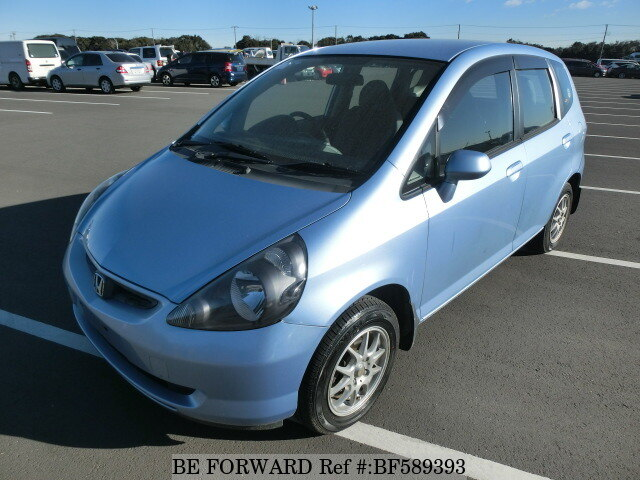 HONDA / Fit (UA-GD2)