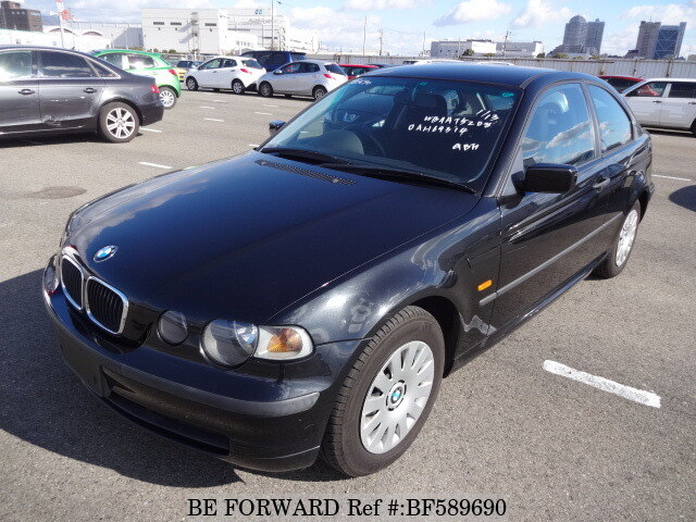 BMW / 3 Series (GH-AT18)