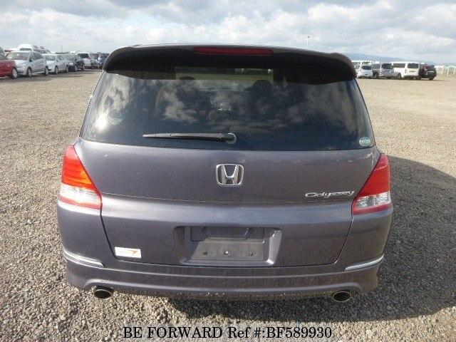 used 2003 honda odyssey m ua rb1 for sale bf589930 be forward. Black Bedroom Furniture Sets. Home Design Ideas