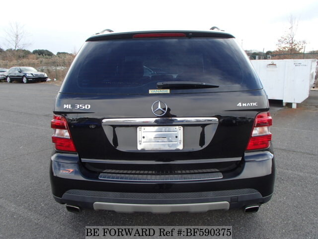 Used 2006 mercedes benz m class ml350 4matic sports for 2006 mercedes benz m class ml350