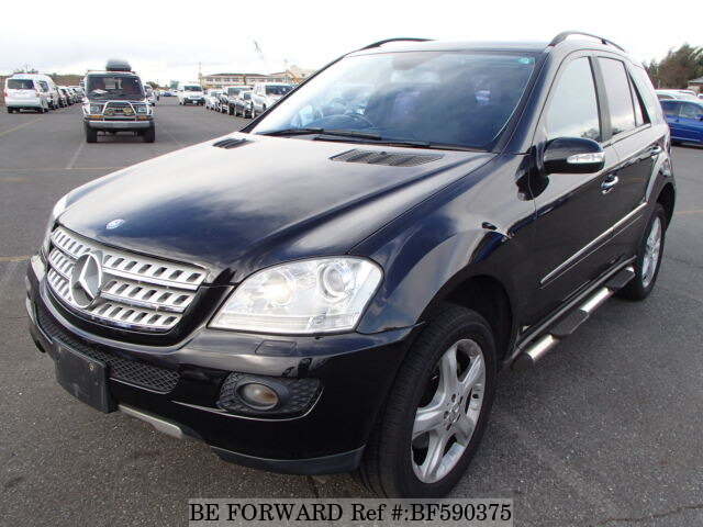 Used 2006 mercedes benz m class ml350 4matic sports for Mercedes benz ml 350 2006