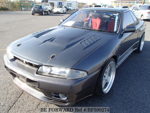Used 1992 NISSAN SKYLINE BF590274 for Sale