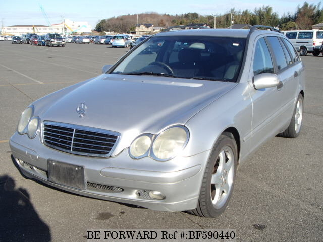 used 2002 mercedes benz c class c180 gh 203235 for sale bf590440 be forward. Black Bedroom Furniture Sets. Home Design Ideas