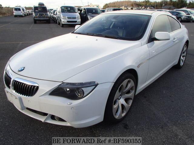 BMW / 6 Series (ABA-EH48)