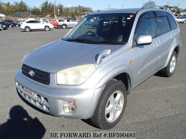 used 2002 toyota rav4 l wide sports ta aca21w for sale bf590483 be forward. Black Bedroom Furniture Sets. Home Design Ideas