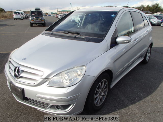 Used 2005 mercedes benz b class b170 sports package for for Mercedes benz b class 2005