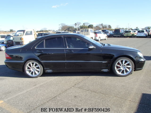 Used 1999 mercedes benz s class s320 gf 220065 for sale for 1999 mercedes benz s class