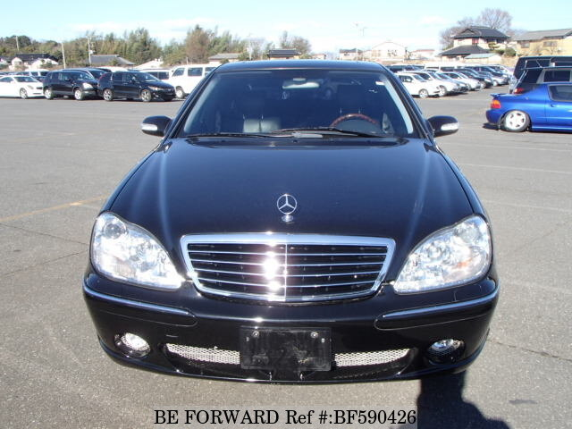 Used 1999 mercedes benz s class s320 gf 220065 for sale for 1999 mercedes benz s500 for sale