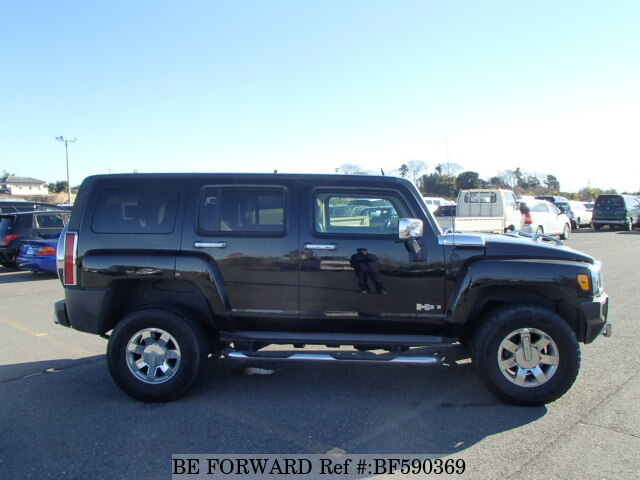 Used 2011 Hummer H3 Luxury Package For Sale Bf590369