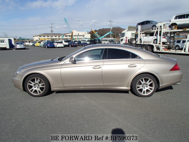 used 2005 mercedes benz cls class cls350 dba 219356c for sale bf590373 be forward. Black Bedroom Furniture Sets. Home Design Ideas