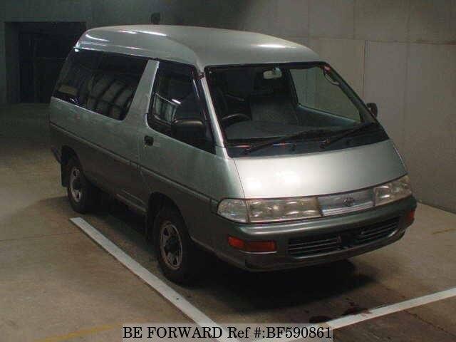TOYOTA / Townace Wagon (Y-CR31G)