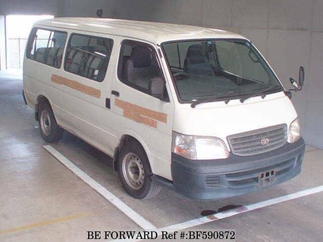 TOYOTA / Hiace Wagon (GF-RZH111G)