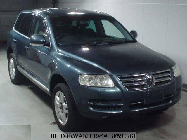 VOLKSWAGEN / Touareg (GH-7LAZZS)