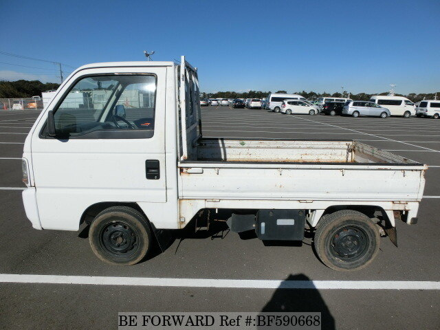 used 1996 honda acty truck v ha3 for sale bf590668 be forward. Black Bedroom Furniture Sets. Home Design Ideas