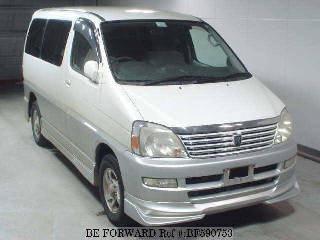TOYOTA / Regius Wagon (GF-RCH47W)