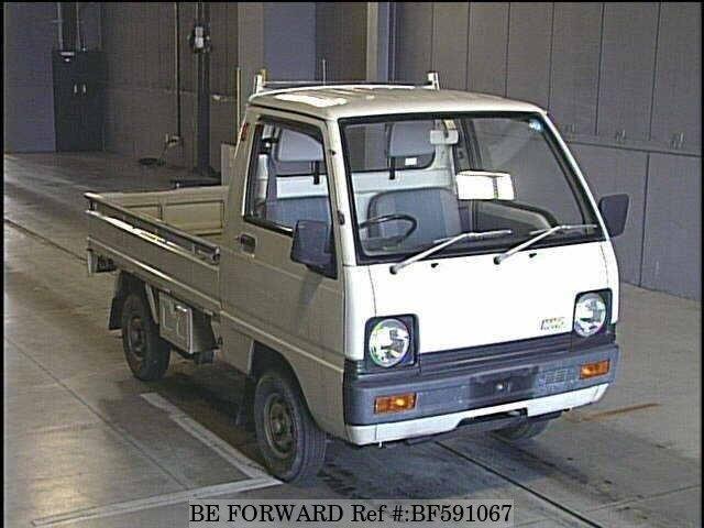 MITSUBISHI / Minicab Truck (M-U11T)