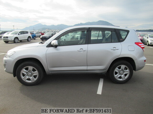 used 2009 toyota rav4 x dba aca36w for sale bf591431 be forward. Black Bedroom Furniture Sets. Home Design Ideas