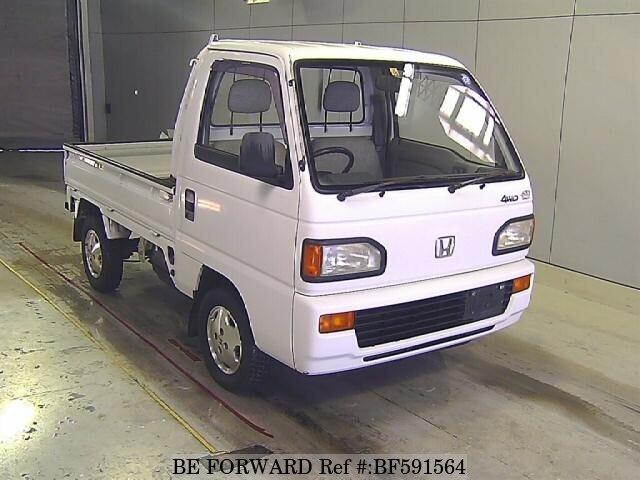 HONDA / Acty Truck (M-HA4)