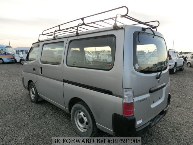 used 2004 nissan caravan van lc vpe25 for sale bf591908 be forward. Black Bedroom Furniture Sets. Home Design Ideas