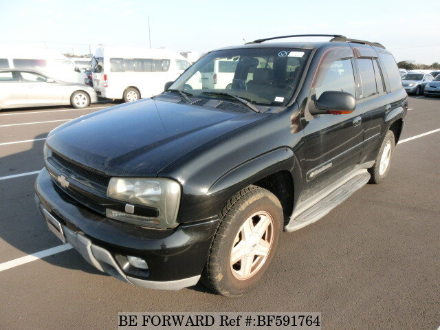 CHEVROLET / TrailBlazer (GH-T360)
