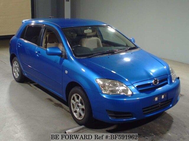 TOYOTA / Corolla Runx (CBA-NZE121)