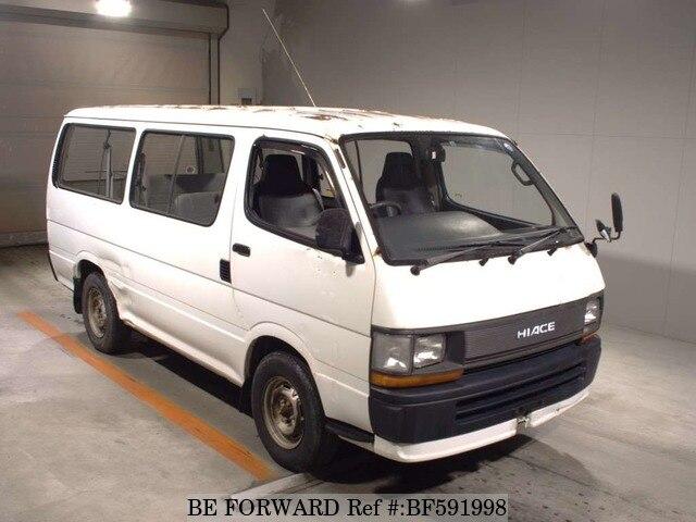 TOYOTA / Hiace Wagon (Q-LH110G)