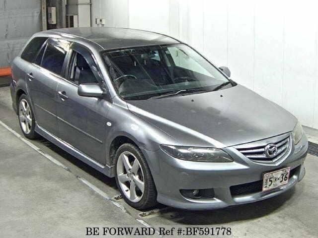 MAZDA / Atenza Sport Wagon (UA-GY3W)