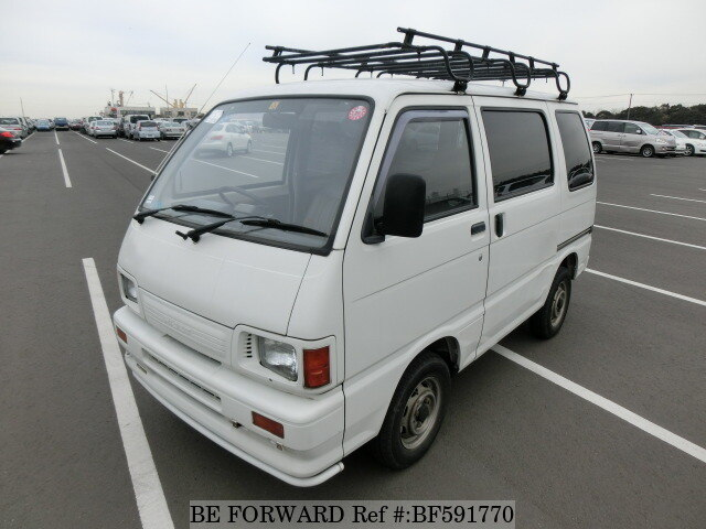 DAIHATSU / Hijet Cargo (V-S83V)