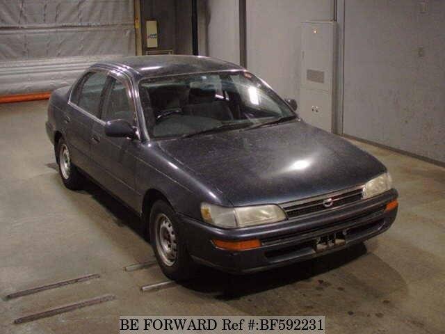 TOYOTA / Corolla Sedan (E-AE100)