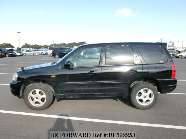 used 2004 mazda tribute lx ta ep3w for sale bf592253 be. Black Bedroom Furniture Sets. Home Design Ideas