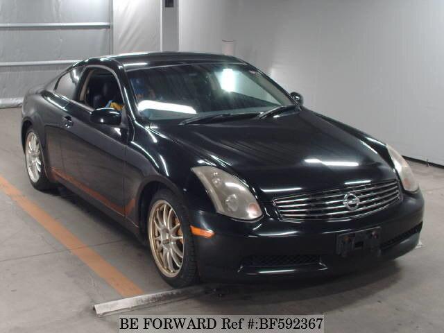 NISSAN / Skyline Coupe (UA-CPV35)