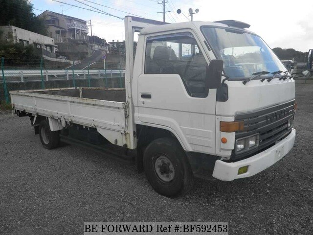TOYOTA / Dyna Truck (U-BU88)
